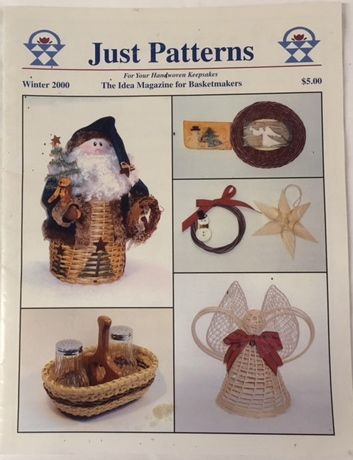 Just Patterns Book Winter 2000