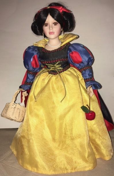 Doll 11 Snow White