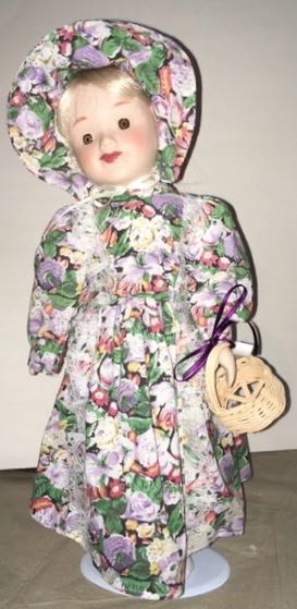 Doll 3 Flower Dress